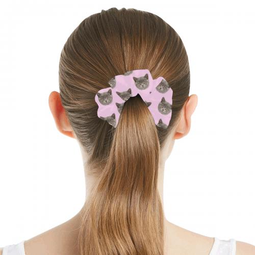 All Over Print Hair Scrunchie