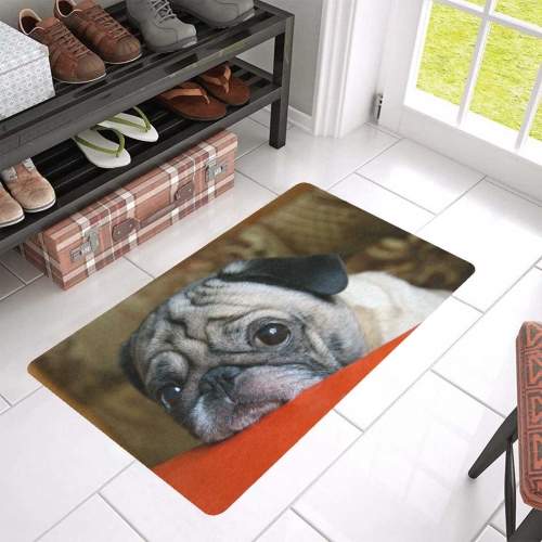 """Doormat 30""""x18""""(Rubber)(Made In USA)"""