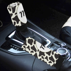 Car Shift Knob Cover & Hand Brake Cover