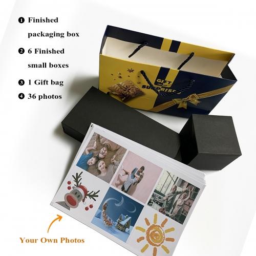 Personalized Photo Surprise Box