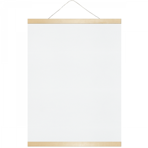 """Personalized Hanging Poster(18""""x24"""")"""