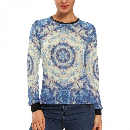 Women's Long Sleeve T-shirt(ModelT51)