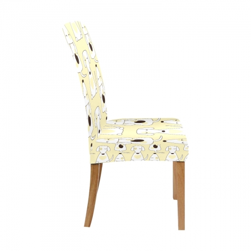 Removable Dining Chair Cover(One Piece)