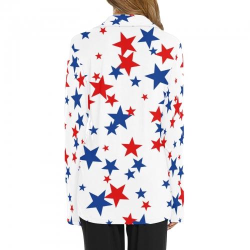 Women's Long Sleeve Pajama Shirt