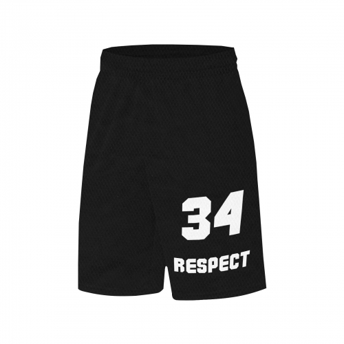 All Over Print Basketball Shorts