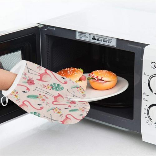 Heat Resistant Oven Mitt(One Piece)