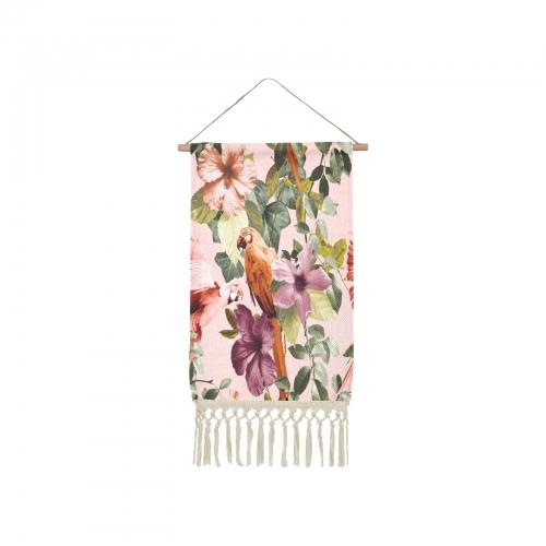 Linen Hanging Poster