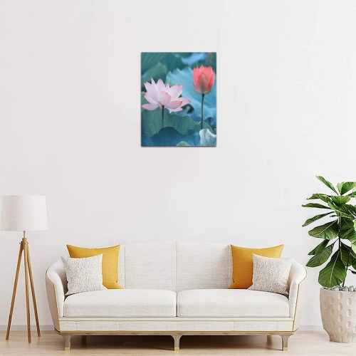 """Frame Canvas Print 8""""x10""""(Made in USA)"""