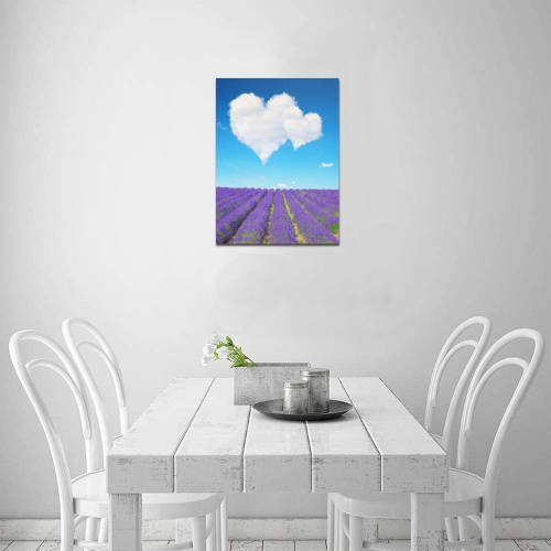 """Frame Canvas Print 12""""x16""""(Made in USA)"""
