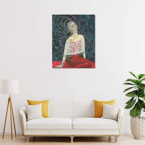 """Frame Canvas Print 16""""x20""""(Made in USA)"""