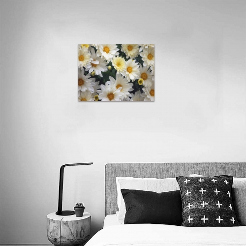 """Frame Canvas Print 16""""x12""""(Made in USA)"""