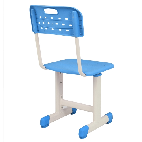Adjustable Student Desk and Chair Kit(Ship From USA)
