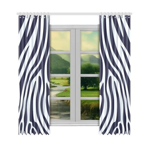 """Window Curtain 50""""x108"""" (Two Piece)"""