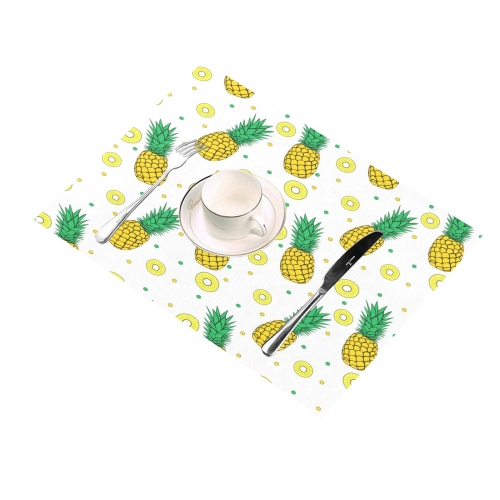 """Placemats 14"""" x 19""""(Set of 4)(Designs are Different)"""