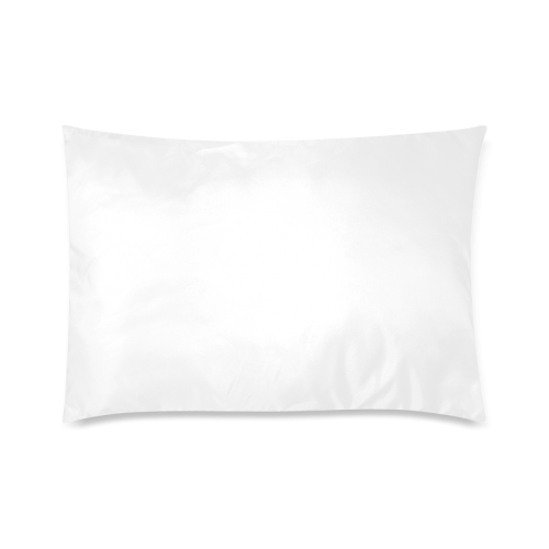 """Rectangle Pillow Case 20""""x30""""(One Side)"""