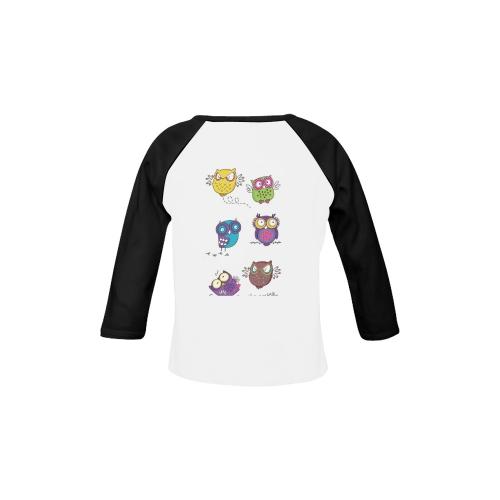Baby Organic Long Sleeve Shirt (Model T31)