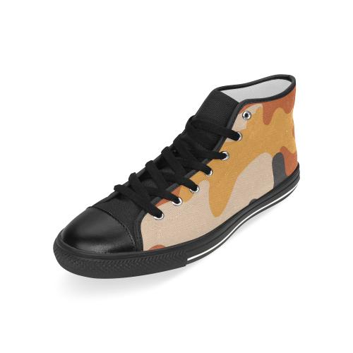 Aquila High Top Canvas Men's Shoes (Model 017)