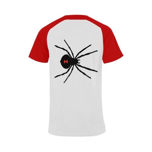 Men's Raglan T-shirt (USA Size) (Model T11)