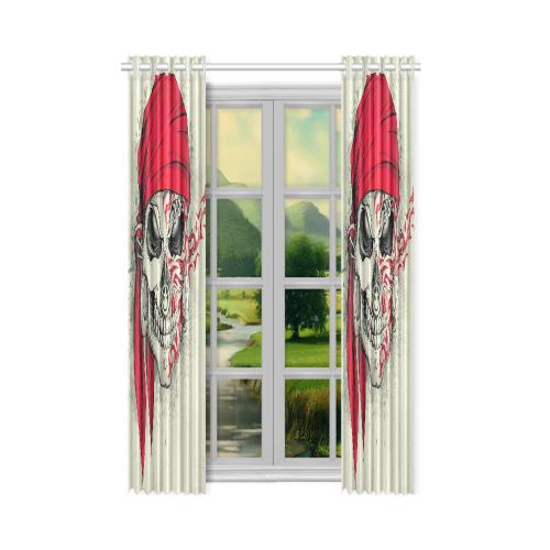 """Window Curtain 52"""" x 72"""" (One Piece)"""