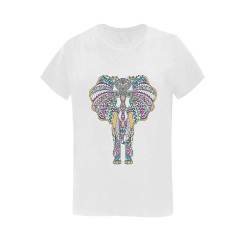 Classic Women's T-shirt (USA Size) (Model T01)