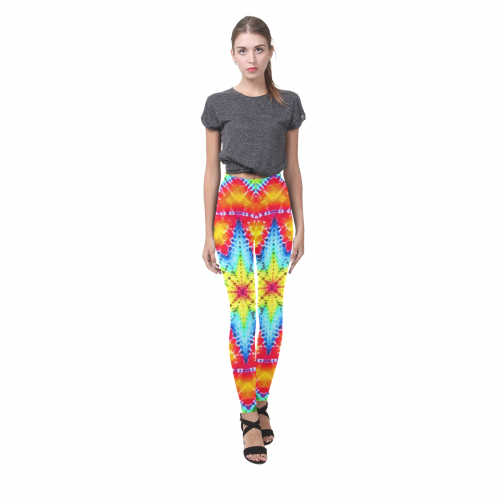 All-Over Leggings (With Model Shows) (Model L01)
