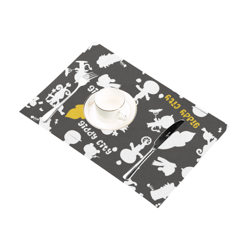 """Placemats 12"""" x 18"""" (Set of 4)"""