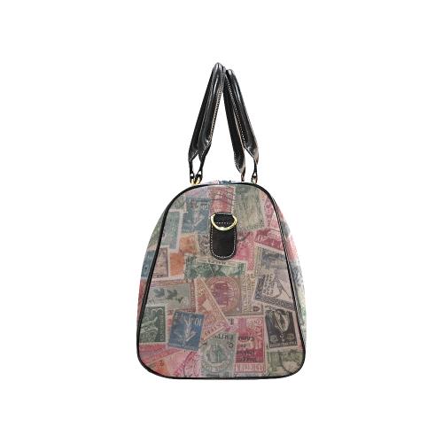 Travel Bag Black (Small) (Model1639)