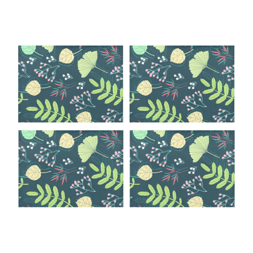 """Placemats 14"""" x 19"""" (Set of 4)"""