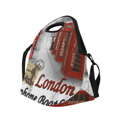 Neoprene Lunch Bag (Model 1669)(Large)