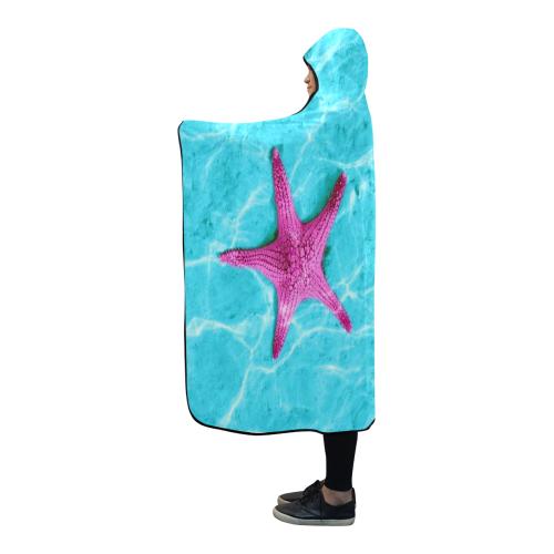 "Hooded Blanket 80""x56"""