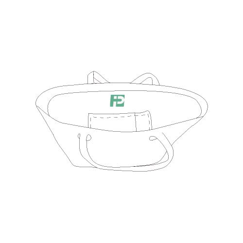 Canvas Brand Logo On Bags Inner (5cm X 4cm)