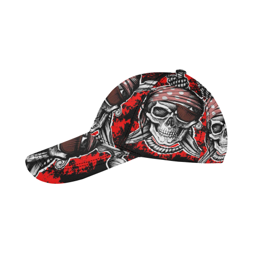 All Over Print Dad Cap C