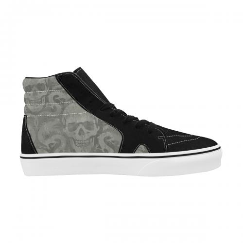Men's High Top Canvas Shoes (Model E001-1)