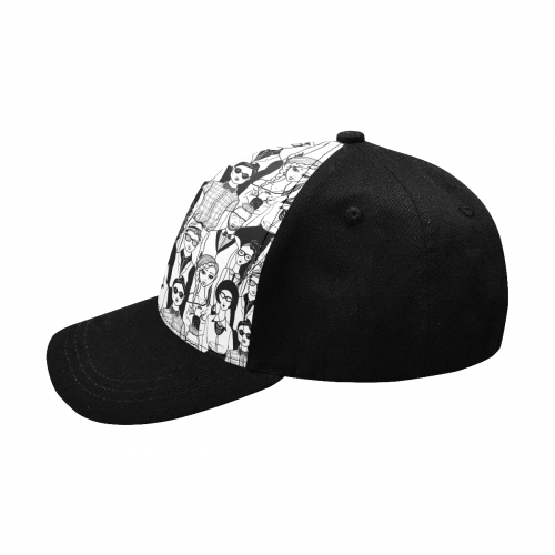 Unisex Baseball Cap F(Front Panel Customization)