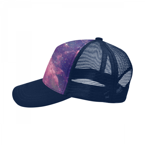 Unisex Baseball Cap E(Front Panel Customization)