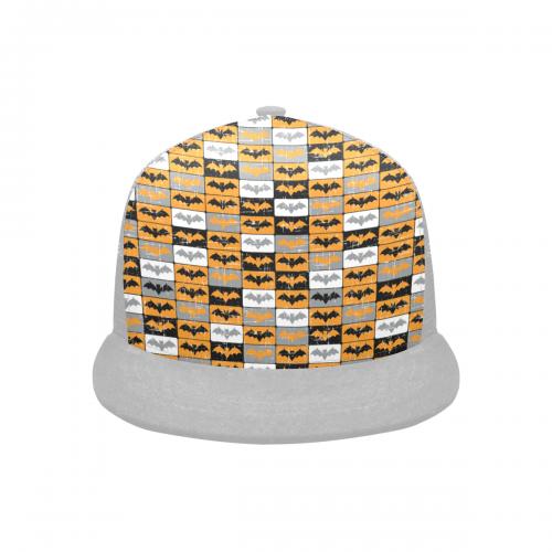 Hip Hop Cap H (Front Panel Customization)