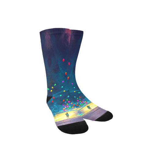 Women's Custom Socks