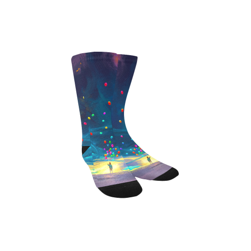 Kid's Custom Socks