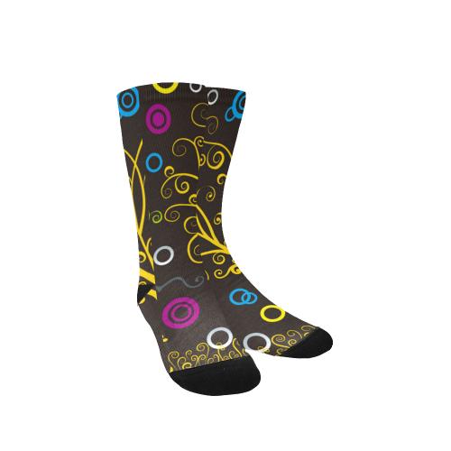 Women's Custom Socks (Made In USA)