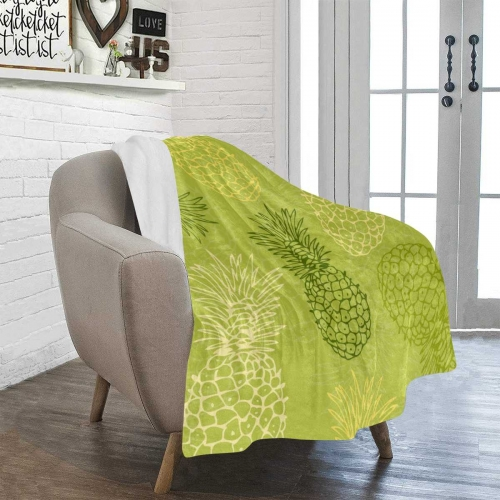 "Ultra-Soft Micro Fleece Blanket 40"" x 50"""