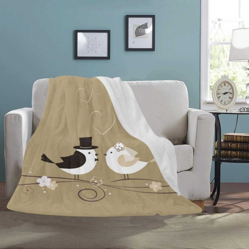 "Ultra-Soft Micro Fleece Blanket 50"" x 60"""