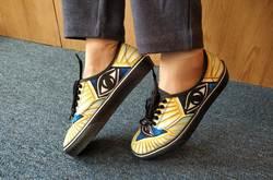 Men's Classic Canvas Low Top Shoe(ModelE001-4)